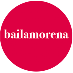 baila morena logo